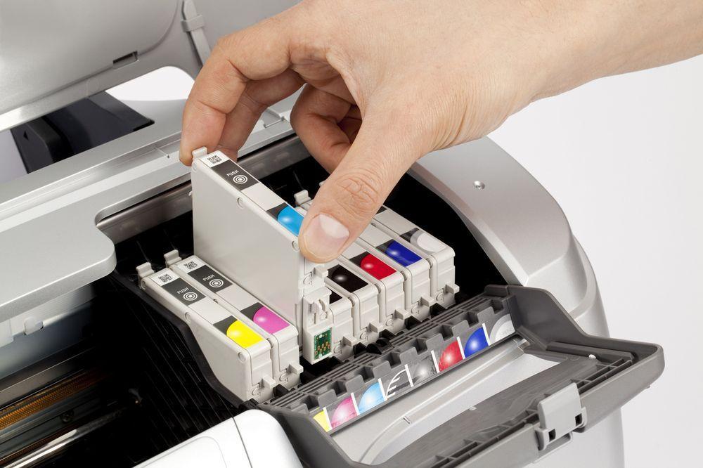Jak správně vyměnit inkoustovou náplň v tiskárně
