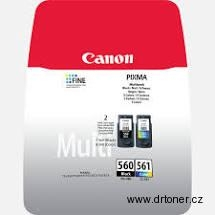 Multipack Canon PG-560/CL-561