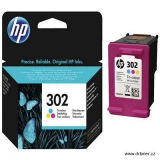 Hp 302 color originál