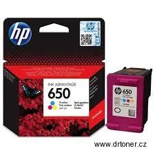 Hp 650 color originál