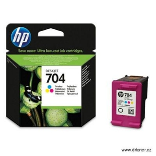 Hp 704 color originál