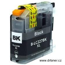 Brother LC-227xl black kompatibilní